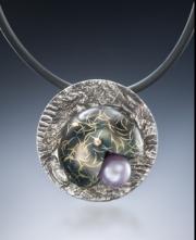 Steel, reticulation, pearl